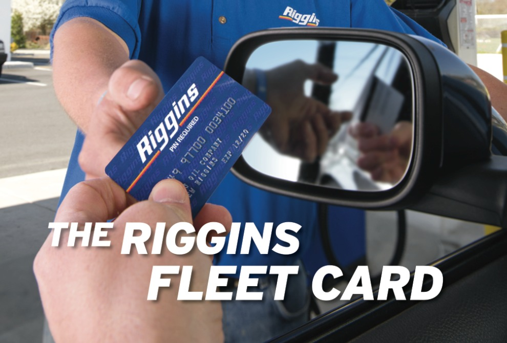save money with the riggins fleet card - Fleet Credit Card