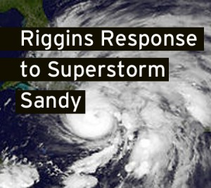 RigginsSandyResponse