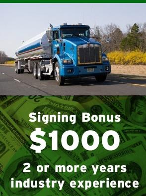 Signing Bonus $1000