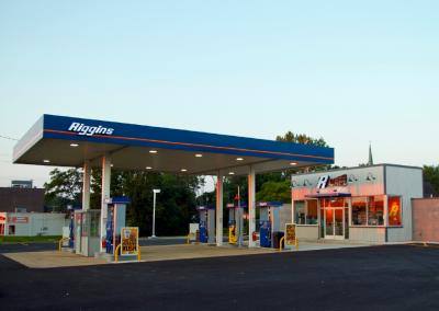 For Sale or Lease: Bensalem Riggins Gas Station