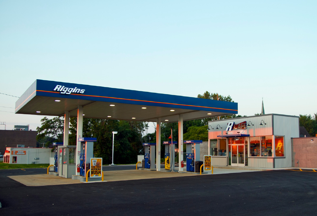 For Sale or Lease: Bensalem Riggins Gas Station