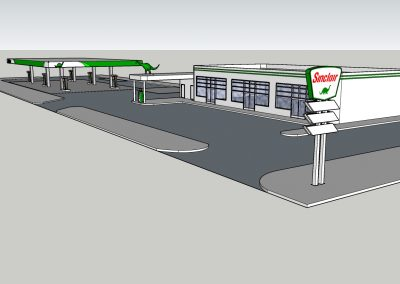 Lease Opportunity: New Construction Gas Station, Wildwood NJ